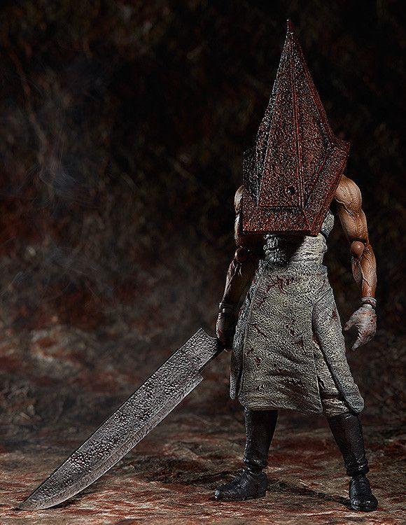 Silent Hill 2: Pyramid Head Figma Figure