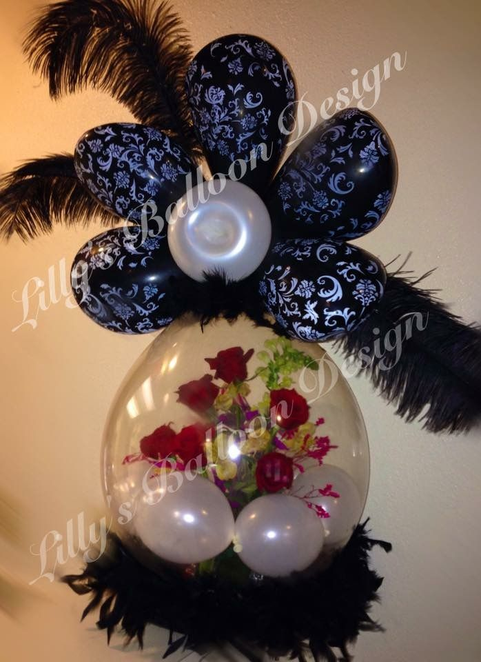 1000 Images About Stuffed Balloon Gifts On Pinterest