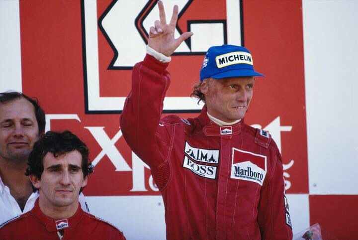 1984 - World Champion for the third time. Legend