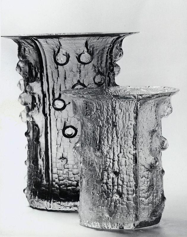 Ikonostaasi collection - Finlandia art glass collection - Timo Sarpaneva. iittala glass