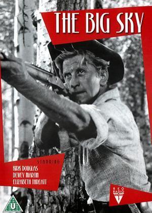 Rent The Big Sky (1952) film   CinemaParadiso.co.uk