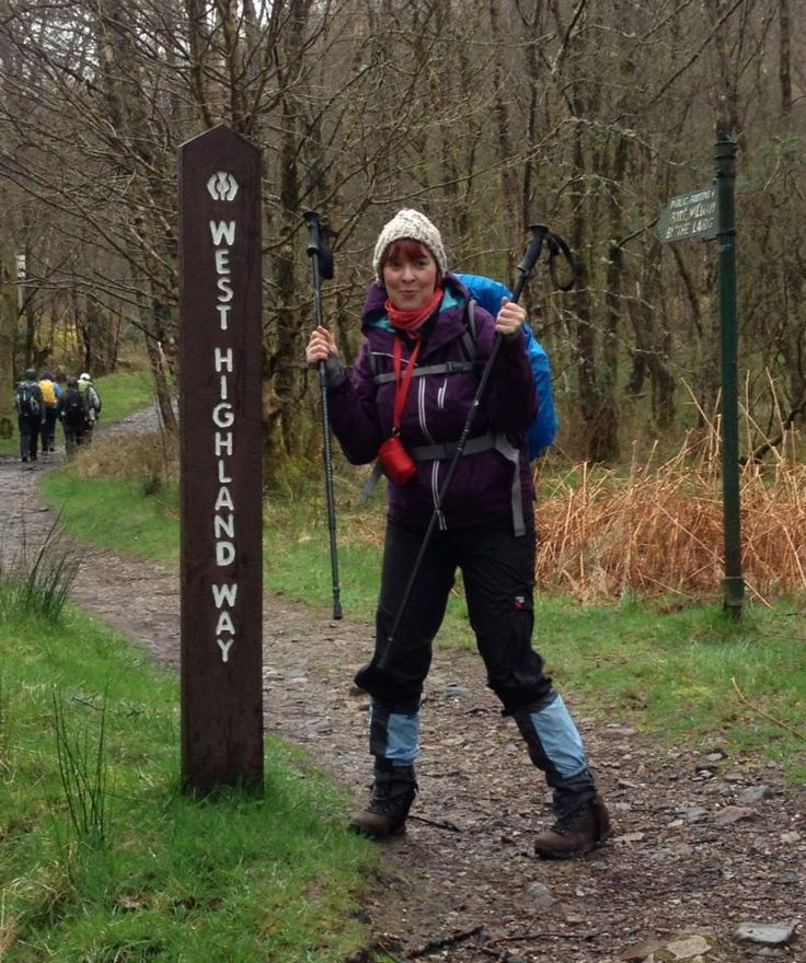 What to Pack West Highland Way