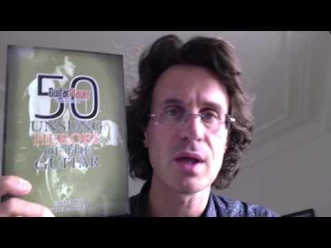 LCG #171 - Chronique vidéo    J'y parle d'accordeur, de câble, de livres, d'un DVD et d'une belle guitare.    PS: il y a aussi un concours pour gagner un livre ainsi qu'un DVD.