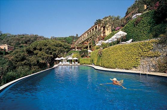Hotel Splendido & Splendido Mare - Pool View