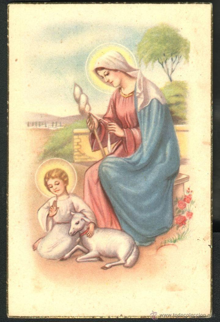 ESCENA RELIGIOSA (Postales - Religiosas y Recordatorios)