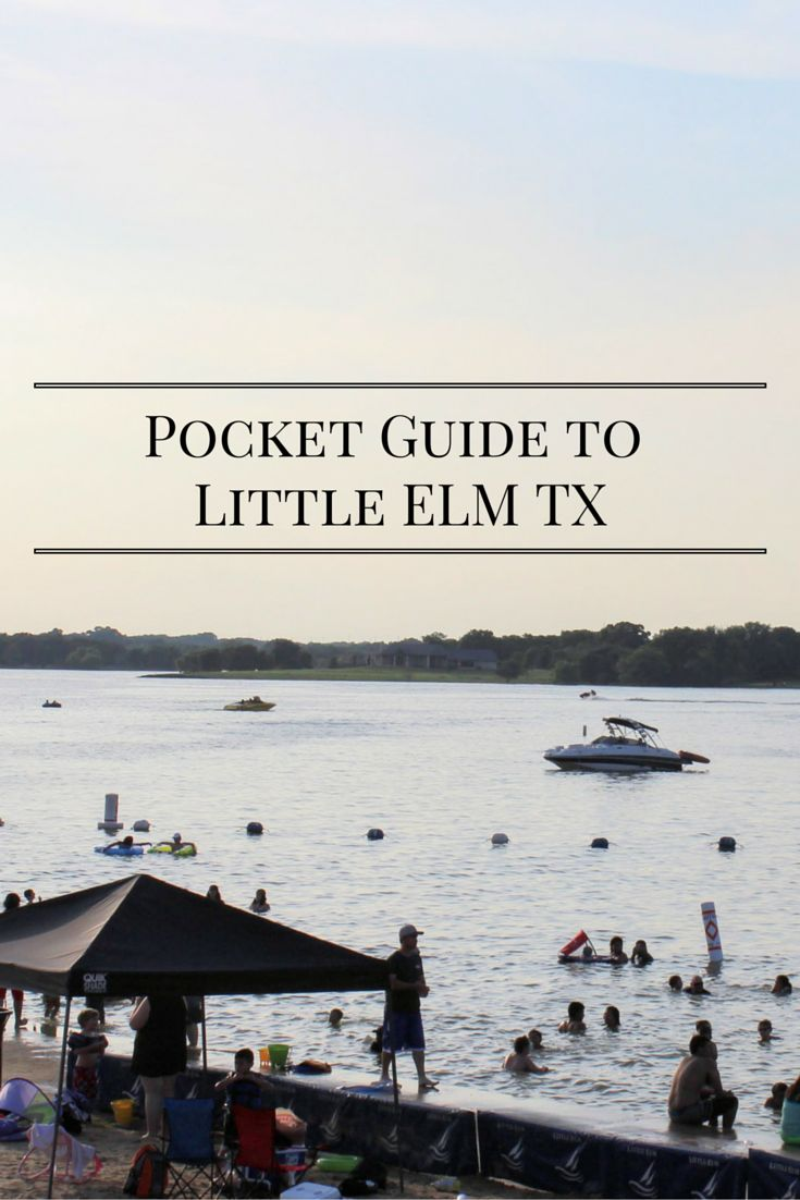 Have you ever wondered how to bring the beach to your home year-round? Well, the residents of Little Elm have a pretty interesting park that you are sure to love.