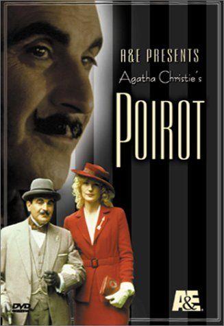 David Suchet -' Poirot' - A classic.