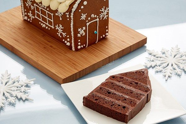 Food Network Christmas Gingerbread House 2020 70 Show Stopping Holiday Desserts You'll Devour | Food Network