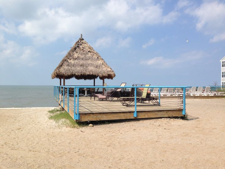 Beachfront Resort Port Clinton Ohio