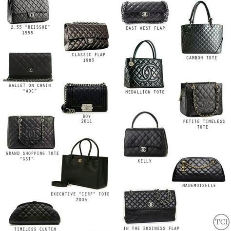 439a7f39d6 Write me your favorite #chanel bag model😍 Mine is the #classicflap ...