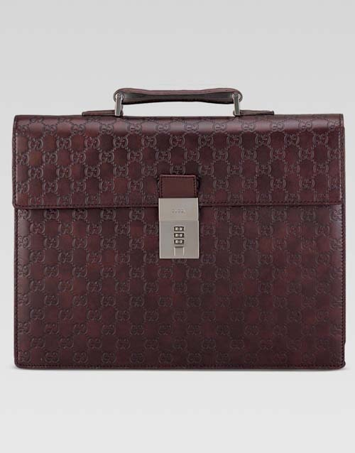 The men's briefcases of Gucci 201114