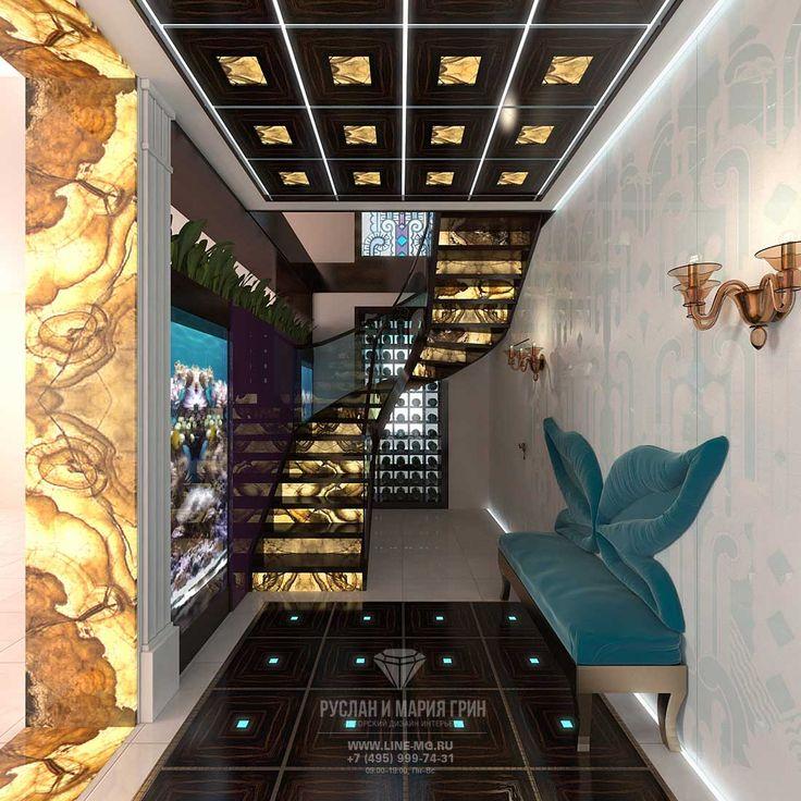 Дизайн дома с мансардой внутри (43 фото) | Дизайн интерьера от частных дизайнеров Руслана и Марии Грин (г. Москва)