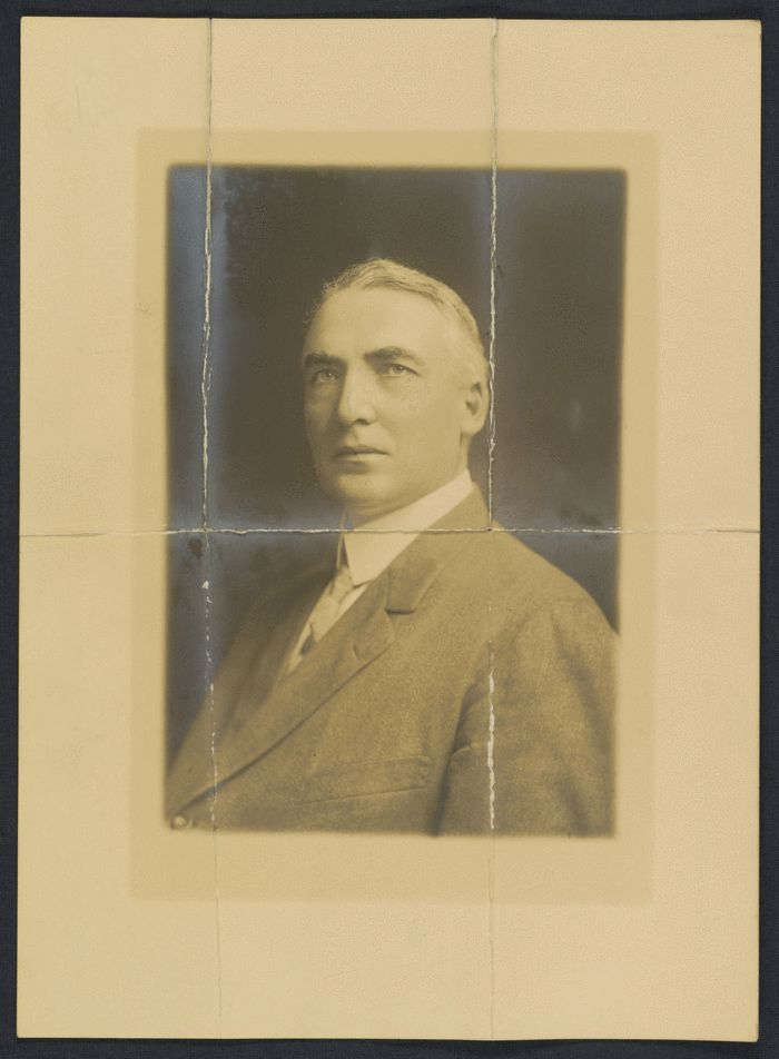 Warren Harding's Love Letters Finally Give Us Something to Remember Him For | History | Smithsonian
