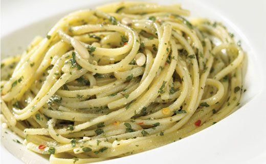"""Dinner """"lemon dilly"""" pasta"""