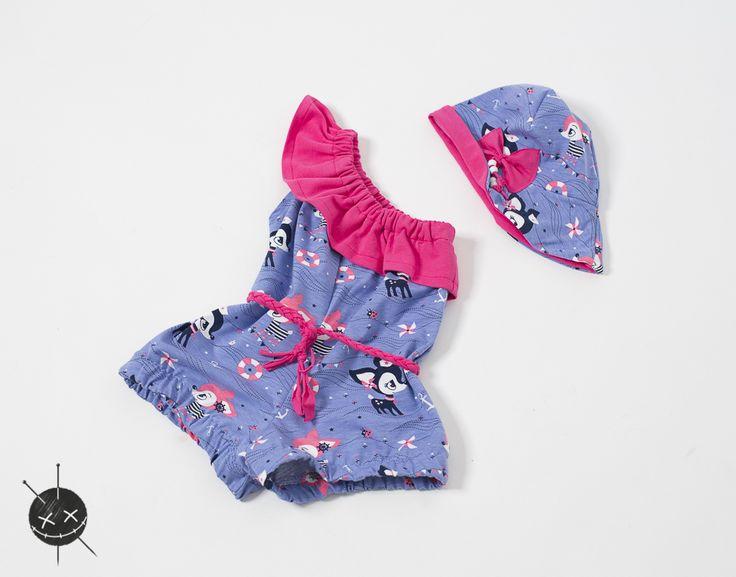 Jumpsuit Girl, Kidsfashion, Allesfuerselbermacher,Schnittgeflüster, Overall, Mädchen, Summer,