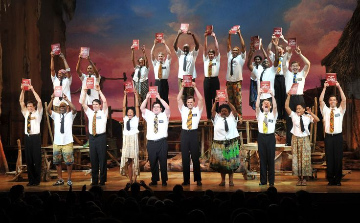 Take Two | 5 questions for 'The Book of Mormon' cast | 89.3 KPCC