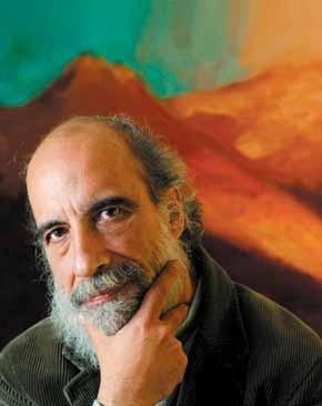 Raúl Zurita Canessa (Santiago, 10 de enero de 1950).                                                           Poeta chileno, Premio Nacional de Literatura 2000.