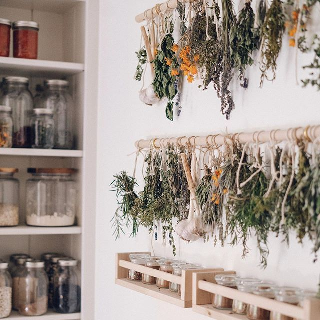 Simple Diy Herb Drying Rack Learn How To Make This Beautiful