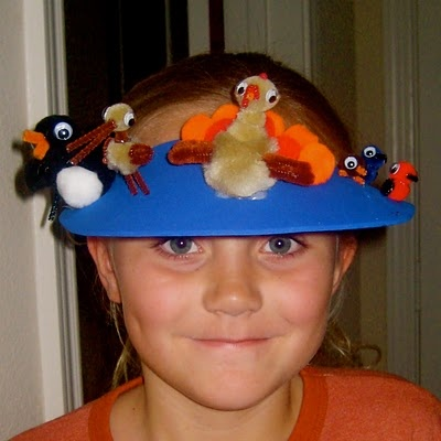 1000 Images About Crazy Hat Day On Pinterest Rapunzel Tissue Paper And Pom Poms