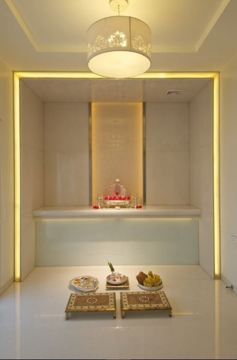 Latest Pooja Room Designs For Indian Homes   Home Makeover