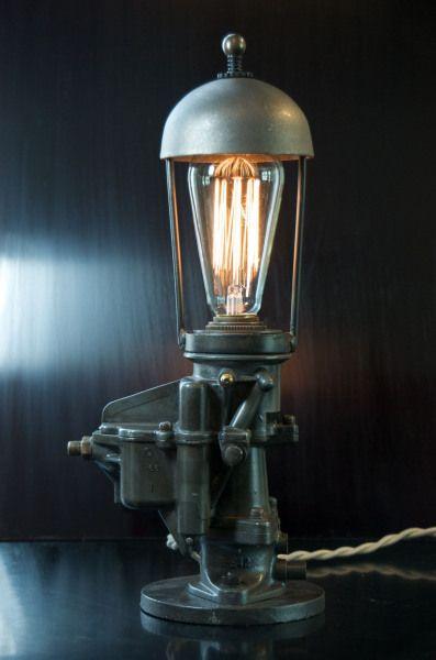 14 Best Images About Dieselpunk On Pinterest Usb Lamps