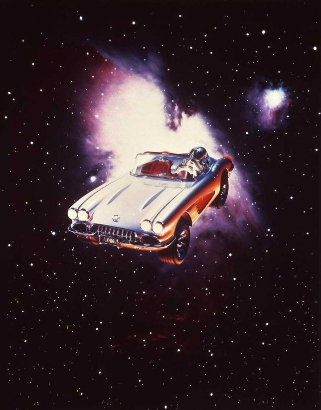 Image result for heavy metal space corvette
