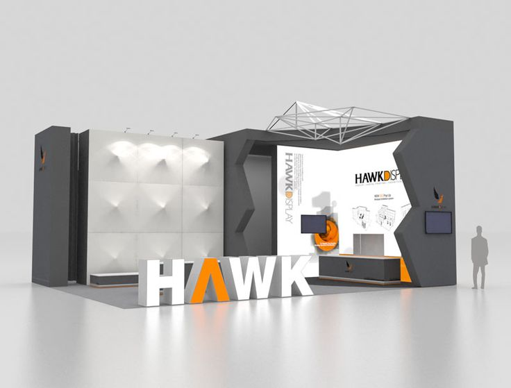 how to make a booth for a trade show