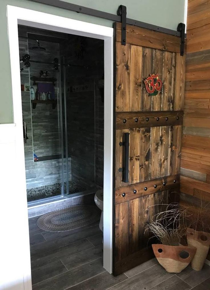 Barn Door Interior Sliding Wood Door Horizon Style