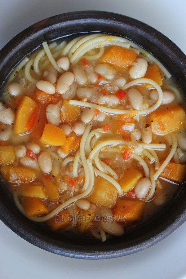 Mi Diario de Cocina | Porotos con riendas versión 01 | http://www.midiariodecocina.com