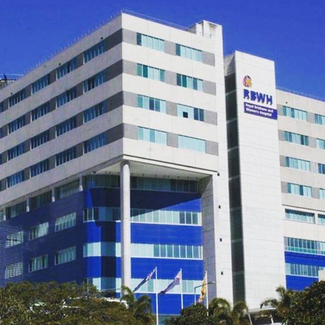 Royal Brisbane Hospital - Lend Lease - Project Engineer 1989-2000