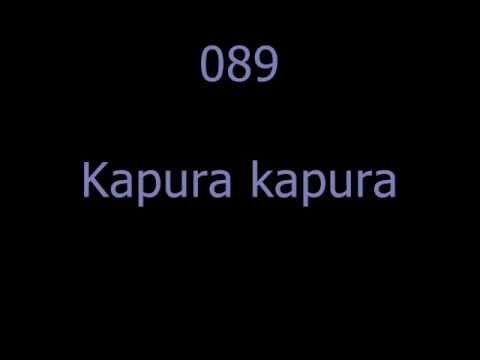 LUDOVKY Z VYCHODU 089 - Kapura kapura