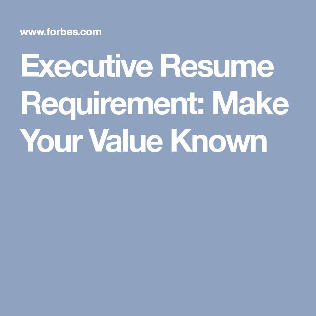 Best 25+ Executive resume ideas on Pinterest Executive resume - blue sky resumes