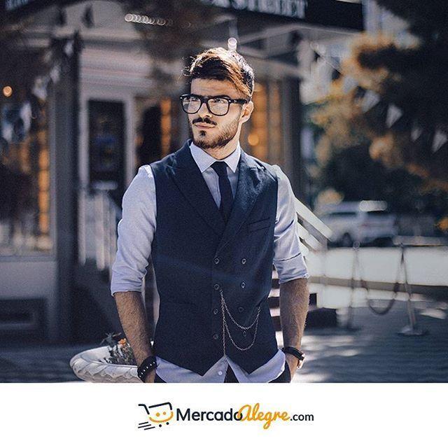 """#TuMercadoAlegre """"Un hombre se debe ver como si hubiera comprado su ropa con inteligencia, como si se la hubiera puesto con cuidado y después como si lo hubiera olvidado por completo"""" –Hardy Amies.  .  .  .  .  .  .  .  .  #Colombia #Compras #Medellin #Mercado #Bogota #Cali #followforfollow #Moda #Ropa #Ventas #Mercado #Alegre #Pereira #SantaMarta #Barranquilla #vistealamoda #free #Happy #cartagena"""