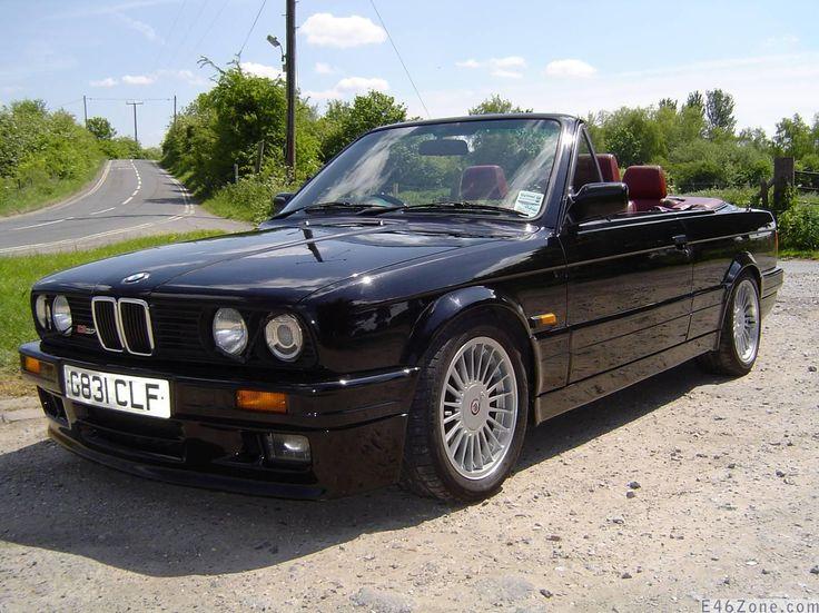 BMW Alpina E30 cabrio
