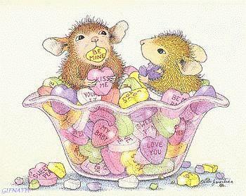 Süße Maus, Stempel, Rund Ums Haus, Runde, Valentinswünsche, Valentinstag,  Valentins Handwerk, House Mouse Briefmarken, Cartoon Zeichnungen