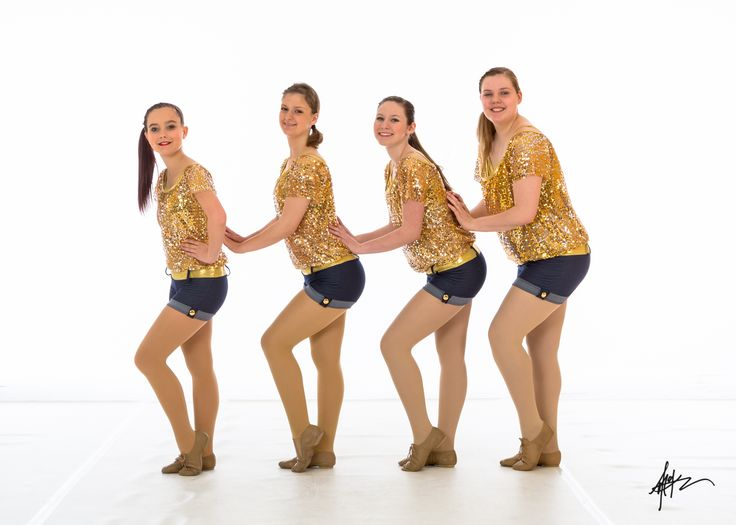 Jazz is an energetic, dynamic, rhythm-based dance style, and most of all fun!