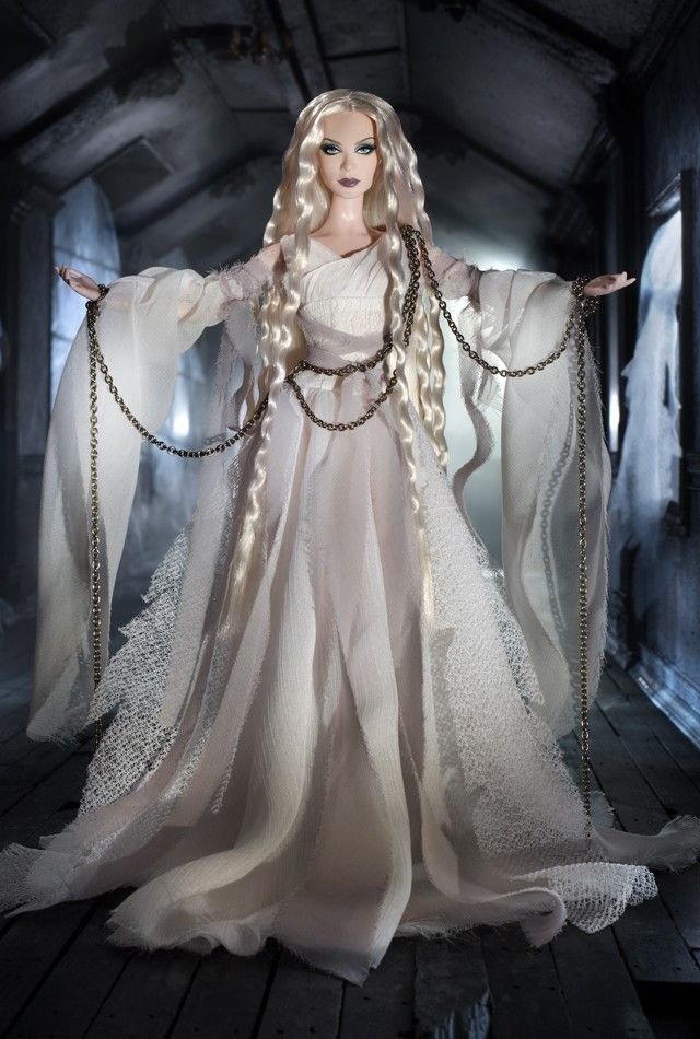 Haunted Beauty Ghost™ Barbie® Doll | Barbie Collector