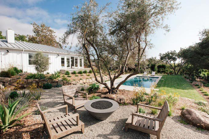 Dream Home A Modern Ranch Farmhouse Farmhouse Landscaping