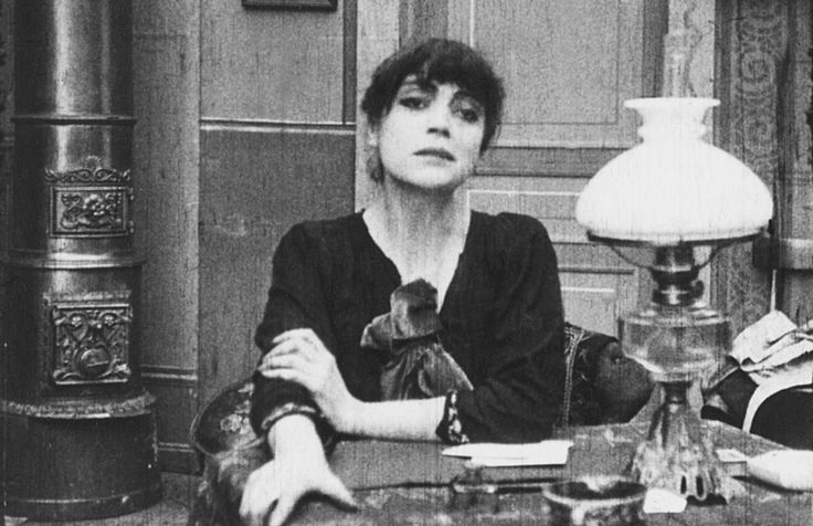 Die arme Jenny, regia di Urban Gad (1912) Asta Nielsen