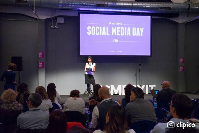 I consigli di Rocco,esperienze di ristoranti,alberghi,viaggi e dei prodotti testati: Mashable Social Media Day Italia 2017