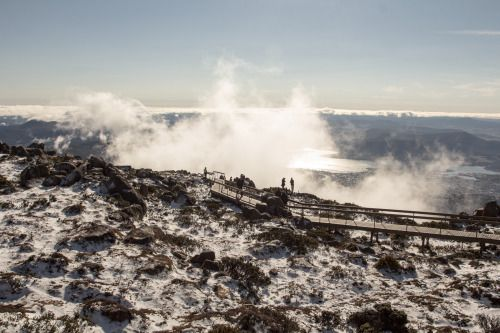 I'm very pleased to announce that a photograph of mine has been selected as a finalist for the Pedestrian.TV 2014 Photography Awards.  This was shot at the peak of Mount Wellington, Tasmania in July 2014.  It'd be my humble honour if you could support by casting a vote for it!  http://bit.ly/11iKx2O  Voting closes on Monday 15th December.  Thanks heaps! I'd return the favour with the sincerest of gratitude!