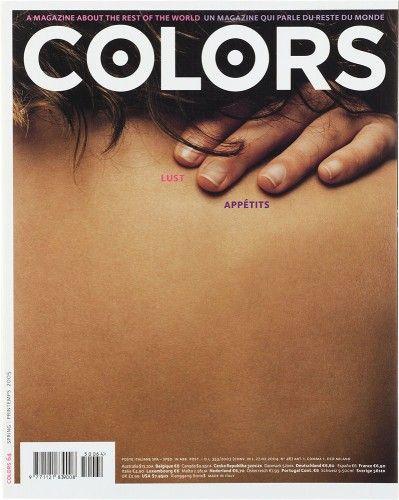 Colors Magazine - Lust