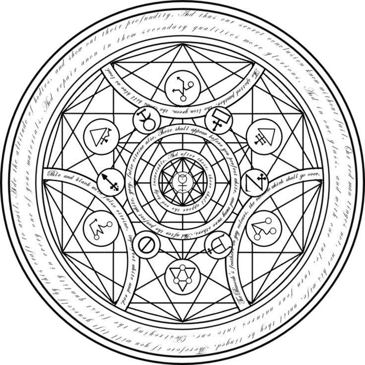 real alchemy transmutation circles - Sök på Google