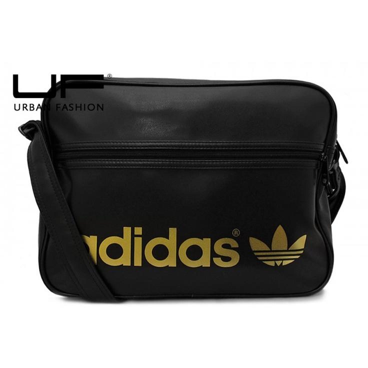 Bolso Adidas Airline Bag Negro