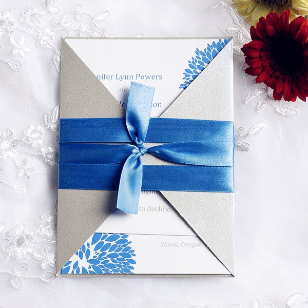 Not will be, but being one of the most popular wedding colors for decades, it is prettyunsurprising that a great number of wedding couples will again welcome the shades of blue in their weddings in 2016 or even in t...