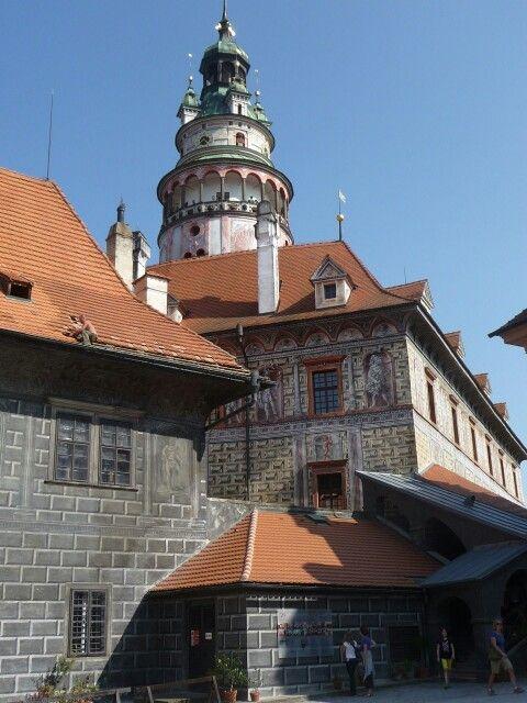 Český Krumlov Česká republika
