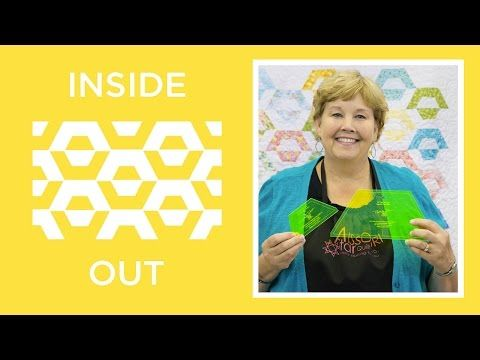 Make an Inside Out Quilt with Jenny!