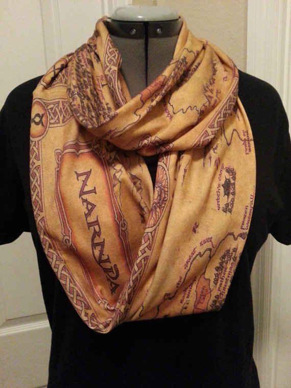 Narnia scarf!