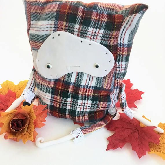 Hey, I found this really awesome Etsy listing at https://www.etsy.com/uk/listing/532600246/flannel-tartan-christmas-doll-handmade