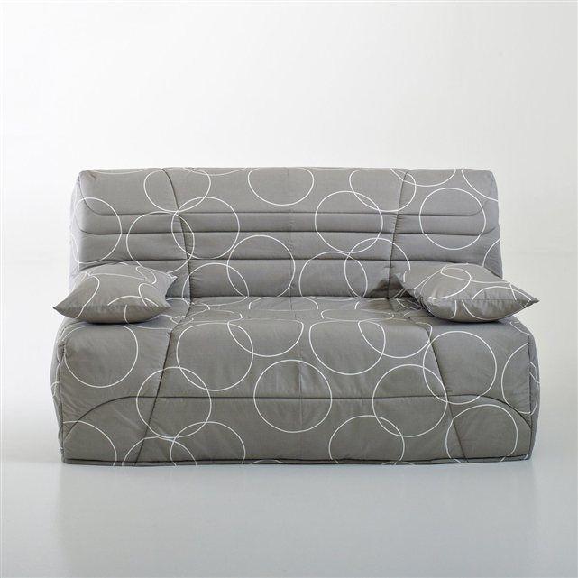 housse couette la redoute housse couette bz matelas cm gm. Black Bedroom Furniture Sets. Home Design Ideas